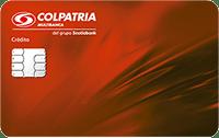 Logo Banco Colpatria Visa Clásica