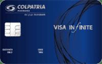 Logo Banco Colpatria Visa Infinite