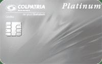Logo Banco Colpatria Visa Platinum