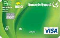 Logo Banco de Bogotá Biomax Clásica
