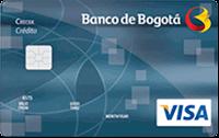 Logo Banco de Bogotá Crecer Mastecard