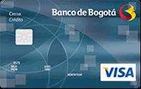Logo Banco de Bogotá Crecer Visa