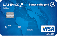 Tarjeta de Crédito Banco de Bogotá