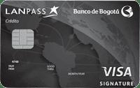 Logo Banco de Bogotá LATAM Pass Signature