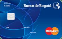 Logo Banco de Bogotá Mastercard Clásica