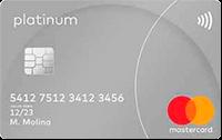 Logo Banco de Bogotá Mastercard Platinum