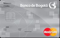 Logo Banco de Bogotá Negocios Mastercard