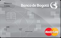 Logo Banco de Bogotá Negocios Visa