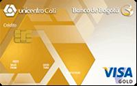 Logo Banco de Bogotá Unicentro Cali Gold