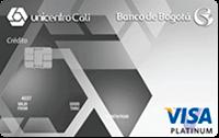 Logo Banco de Bogotá Unicentro Cali Platinum