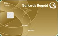 Logo Banco de Bogotá Visa Gold