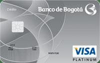 Logo Banco de Bogotá Visa Platinum