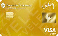 Logo Banco de Occidente Vélez Gold