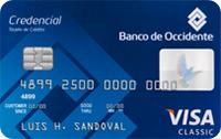 Logo Banco de Occidente Visa Cuota fija