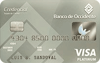 Logo Banco de Occidente Visa Platinum