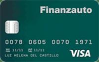 Logo Banco Finandina Visa Finanzauto
