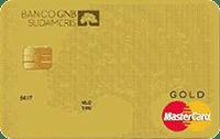 Logo Banco GNB Sudameris Mastercard Oro