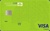 Logo Banco GNB Sudameris Visa Clásica Nacional