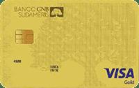 Logo Banco GNB Sudameris Visa Oro