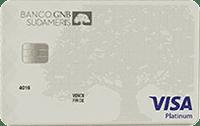 Logo Banco GNB Sudameris Visa Platinum