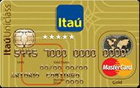 Logo Banco Itaú Mastercard Gold