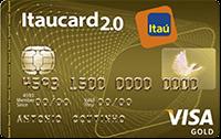 Logo Banco Itaú Visa Gold