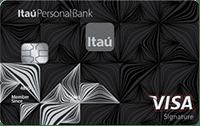Logo Banco Itaú Visa Signature