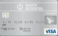 Logo Banco Pichincha Visa Clásica