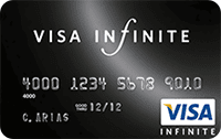 Logo Banco Pichincha Visa Infinite
