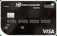 Tarjeta de Crédito Banco Popular