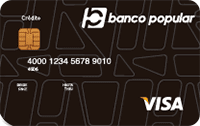 Logo Banco Popular Visa Signature