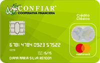Logo Cooperativa Confiar Mastercard Clásica