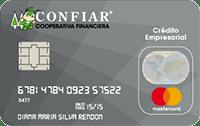 Logo Cooperativa Confiar Mastercard Empresa