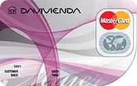 Logo Banco Davivienda Mujer Clásica