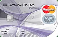 Logo Banco Davivienda Mujer Platinum