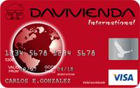 Logo Banco Davivienda Visa Liviana
