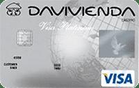 Logo Banco Davivienda Visa Platinum