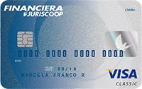 Logo Financiera Juriscoop Visa Classic