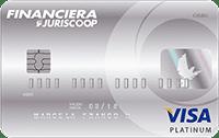 Logo Financiera Juriscoop Visa Platinum