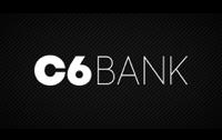Logo C6 Bank Cartão de Crédito C6 Bank