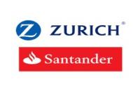 Logo Zurich Santander